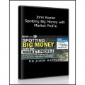 John Keppler – Spotting Big Money with Market Profile