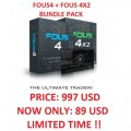 Fous4 and Fous4x2 Combo Pack