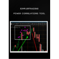 SimplerTrading – Power Correlations Tool