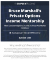 Private Trading Mentorships 2019 by Bruce of Simpler Options Trading