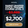 Adam Khoo – Piranha Profits – Stock Trading Course Level 2 Market Snapper