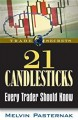 Melvin Pasternak - 21 Candlesticks Every Trader Should Know